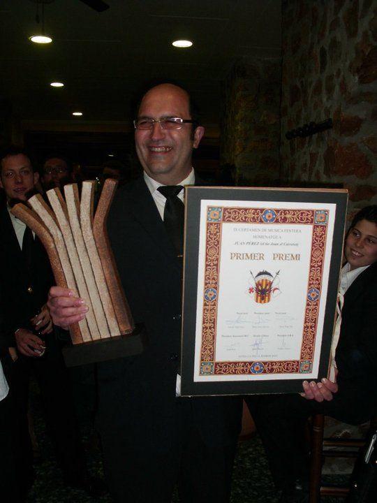 diploma 1er premi
