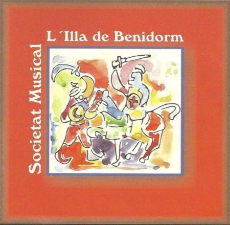 Cd Societat Musical l'Illa de Benidorm