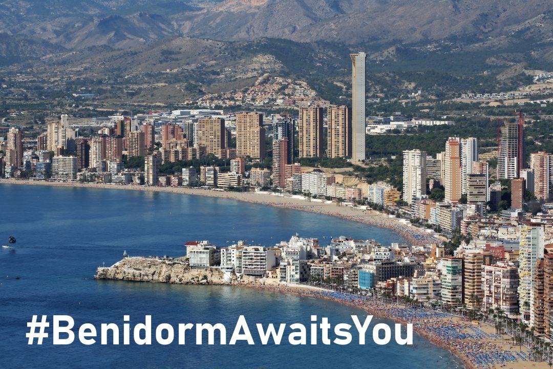 #BenidormAwaitsYou
