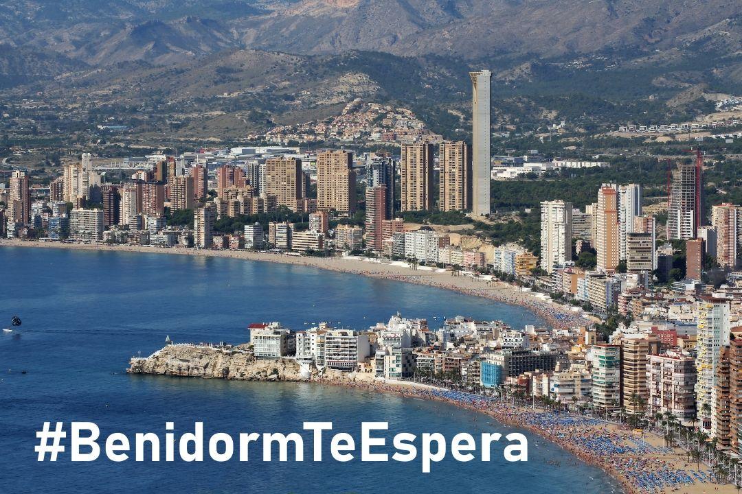#BenidormTeEspera